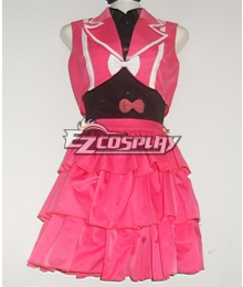 Pretty Rhythm Harune Aira Cosplay Costume