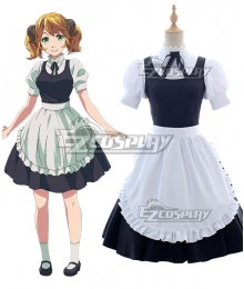 Restaurant to Another World Isekai Shokudou Aletta Cosplay Costume