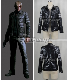Resident Evil 6  Leon Scott Kennedy Cosplay Costume - Only Jacket