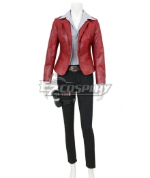 Resident Evil 6: The Final Chapter Claire Redfield Cosplay Costume
