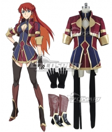 Re: Creators Selejia Yupitiria Cosplay Costume