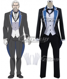 Re: Life In A Different World From Zero Wilhelm van Astrea Cosplay Costume