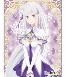 Re: Life In A Different World From Zero Emilia Starting Life in Another World Cosplay Costume