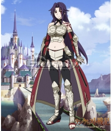 Record of Grancrest War Grancrest Senki Aishela Cosplay Costume