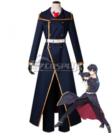 Akashic Records of Bastard Magic Instructor Rokudenashi Majutsu Koushi to Akashic Records Glenn Radars Cosplay Costume - Battle Dress