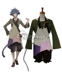 Rokka Braves of the Six Flowers Rokka no Yusha Hans Humpty Hansu Hanputi Cosplay Costume - A