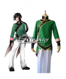 RWBY Beacon Academy Team JNPR Lie Ren Cosplay Costume