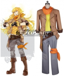 RWBY Yang Xiao Long Male Version Cosplay Costume