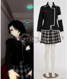 RWBY Beacon Academy Female School Uniform Cosplay Costume