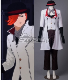 RWBY Roman Torchwick Female Version Cosplay Costume