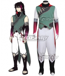 RWBY Volume 4 Lie Ren Cosplay Costume - B Edition