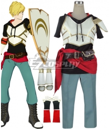 RWBY Volume 4 Jaune Arc Cosplay Costume