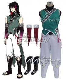 RWBY Volume 4 Lie Ren Cosplay Costume - A Edition