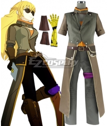 RWBY Volume 4 Yang Xiao Long Cosplay Costume - B Edition