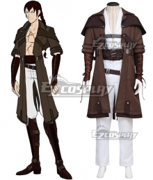 RWBY Volume 4 Tyrian Callows Cosplay Costume