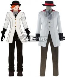RWBY Roman Torchwick Cosplay Costume - B Edition