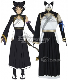 RWBY Volume 4 Kali Belladonna Cosplay Costume