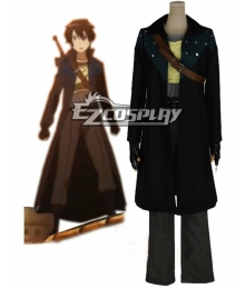 Sword Art Online Kirito The 1st Cosplay Costume