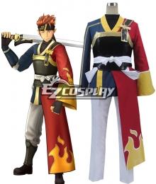 Sword Art Online II SAO Fuurinkazan Furinkazan Tsuboi Ryoutarou Tsuboi Ryotaro Klein Extra Edition Cosplay Costume Deluxe Version