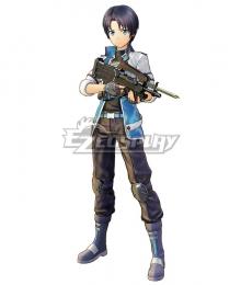Sword Art Online: Fatal Bullet Male Protagonist Cosplay Costume