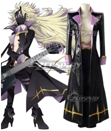 Show By Rock Aion Cosplay Costume