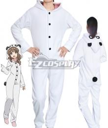 Rascal Does Not Dream Of Bunny Girl Senpai Seishun Buta Yarou Wa Bunny Girl Senpai No Yume Wo Minai Kaede Azusagawa Pajamas Cosplay Costume