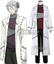 Soul Eater: Monotone Princess Franken Stein Cosplay Costume