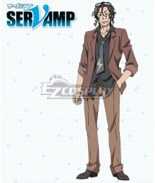 Servamp Tooru Shirota Cosplay Costume