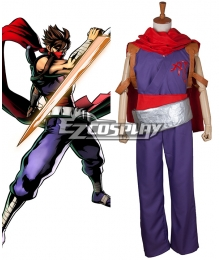 Strider Hiryu Cosplay Costume