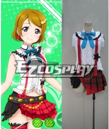 Love Live! School Idol Project Hanayo Koizumi Performance Cosplay Costume