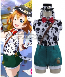 Love Live! Lovelive Transformed Honoka Animal Honoka Kousaka Cosplay Costume