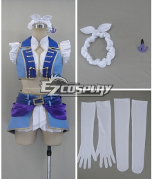 LoveLive! Love Live! Ayasei Eli Cosplay Costume