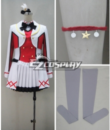 LOVE LIVE2 LoveLive! Kousaka Honoka Performance Cosplay Costume