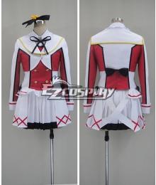 LOVE LIVE2 LoveLive! Minami Kotori Performance Cosplay Costume