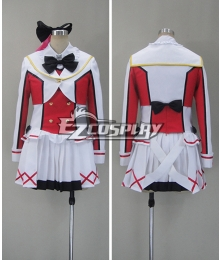 LOVE LIVE2 LoveLive! Yazawa Niko Performance Cosplay Costume - A Edition