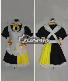 Love Live! Hanayo Love Close in Cosplay Costume