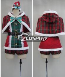 Love Live! UR Hoshizora Rin Christmas Cosplay Costume