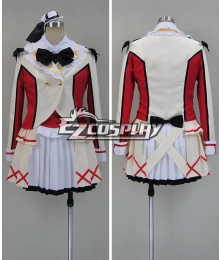 Love Live! LoveLive! Nishikino Maki Singer Performance Cosplay Costume