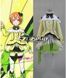 Love Live2 KiRa KiRa Sensation! Hoshizora Rin Cosplay Costume