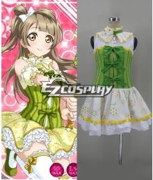 Love Live! School Idol Festival Minami Kotori Flower Series Cosplay Costume