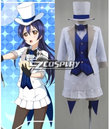 LoveLive! Love Live Sonoda Umi Magician Cosplay Costume