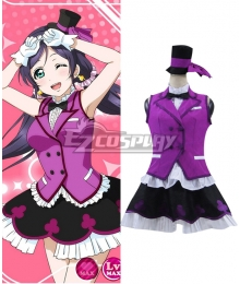 LoveLive! R Someday Nozomi Tojo Cosplay Costume