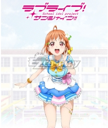 Love Live! Sunshine!! Chika Takami Cosplay Costume - Simple version