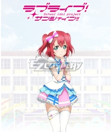 Love Live! Sunshine!! Ruby Kurosawa Cosplay Costume