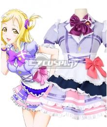 LoveLive! Sunshine!! Aqours Mari Ohara Cosplay Costume