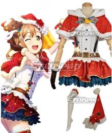 Love Live! Sunshine!! Aqours Hanamaru Kunikida Christmas Ver. Cosplay Costume