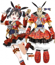 Love Live! Lovelive! Transformed Idol Nico Yazawa Cosplay Costume