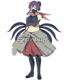 Senran Kagura Burst Re: Newal Rin Cosplay Costume