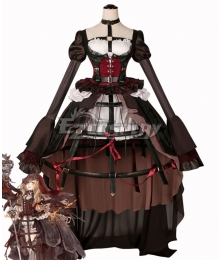 SINoALICE Red Riding Hood Cleric Cosplay Costume