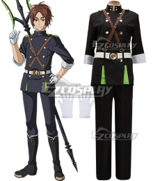 Seraph of the End Battle in Nagoya Owari no Serafu Vampire Reign Makoto Narumi Cosplay Costume